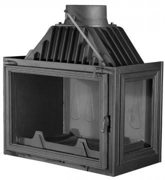PANTHERM 68 DESNI lateral dim. 680x500 promjer dimovodne cijevi: fi150/fi200 težina ložišta: 135 kg