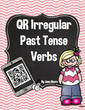 QR Irregular Past Tense Verbs