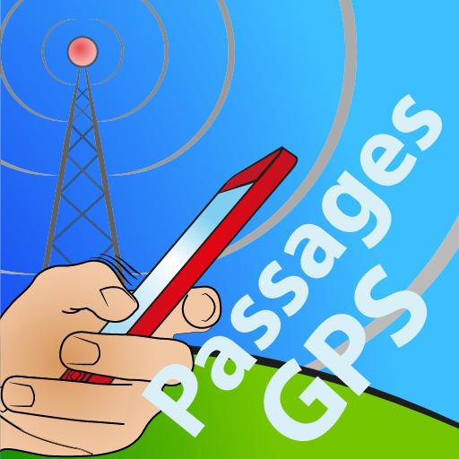 PassagesGPS 生活 LOGO-玩APPs