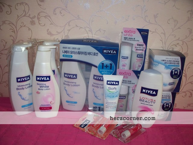 Nivea Collections