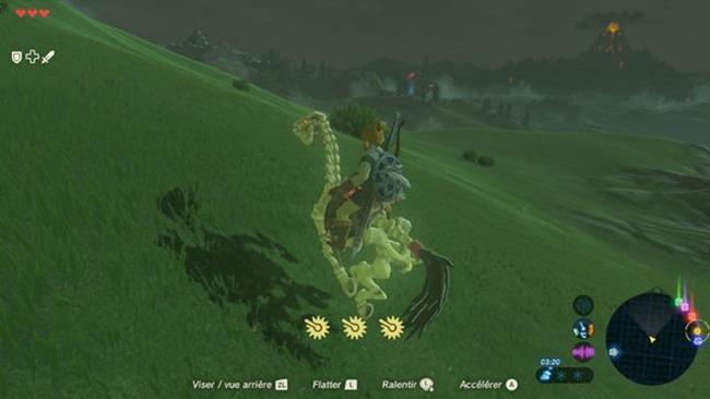 Zelda: Breath of the Wild ? So kommen Sie zu einem Skelett-Pferd (Guide)