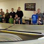 Indian Guides Event at Chicagoland Raceway Mon 1-24-11
