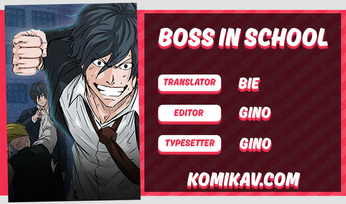 Boss in School: Chapter 18 - Page 1