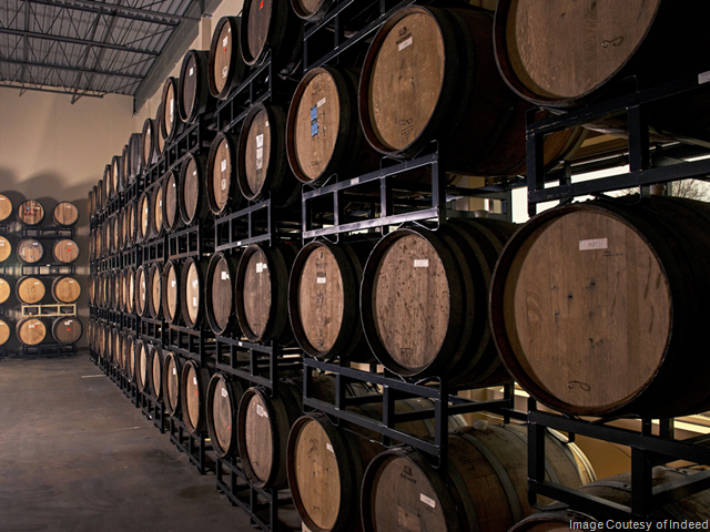 Indeed Brewing Announces Experimental Barrel-Aging Program Alongside Whiskey Queen Release