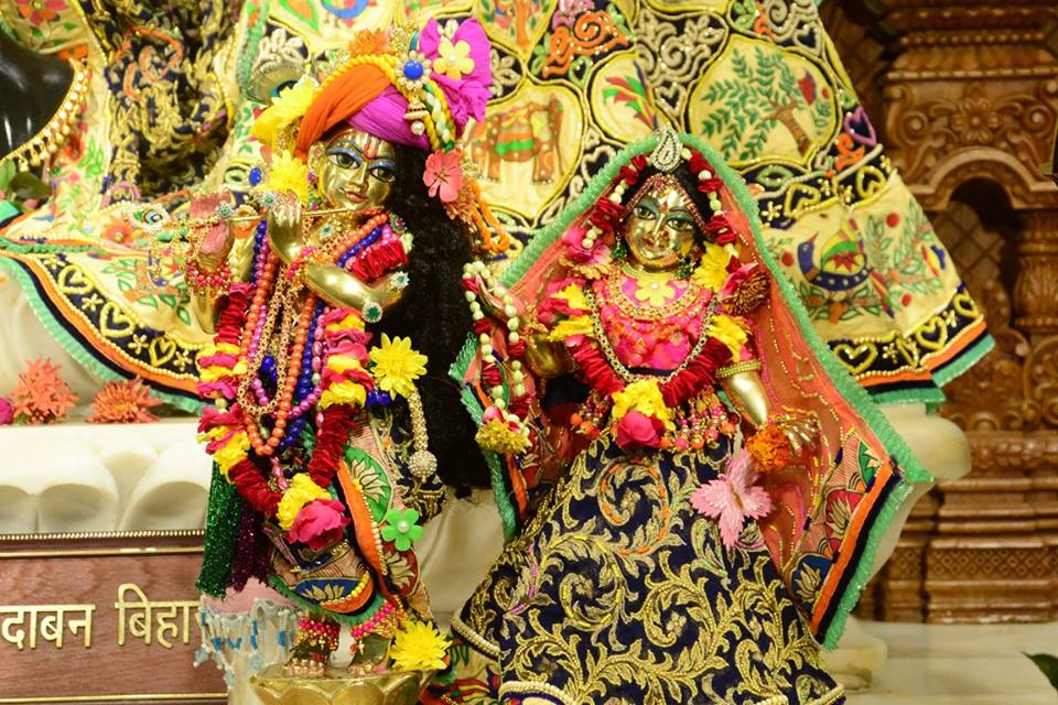 ISKCON GEV Deity Darshan 09 Jan 2017 (4)