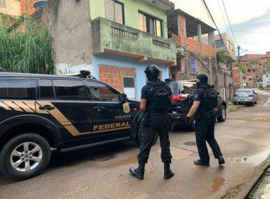 Policia Federal deflagra Operação Tanque-Reserva  no combate ao tráfico de Drogas em Barreiras e mais 3 cidades.