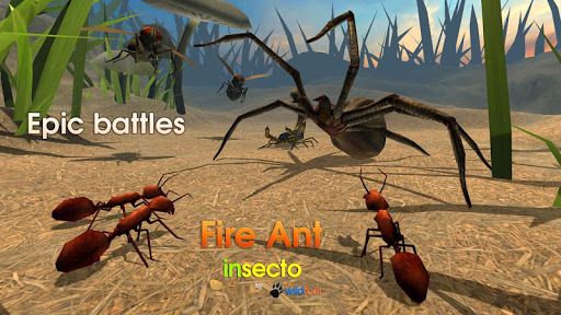 Fire Ant Simulator screenshot 3