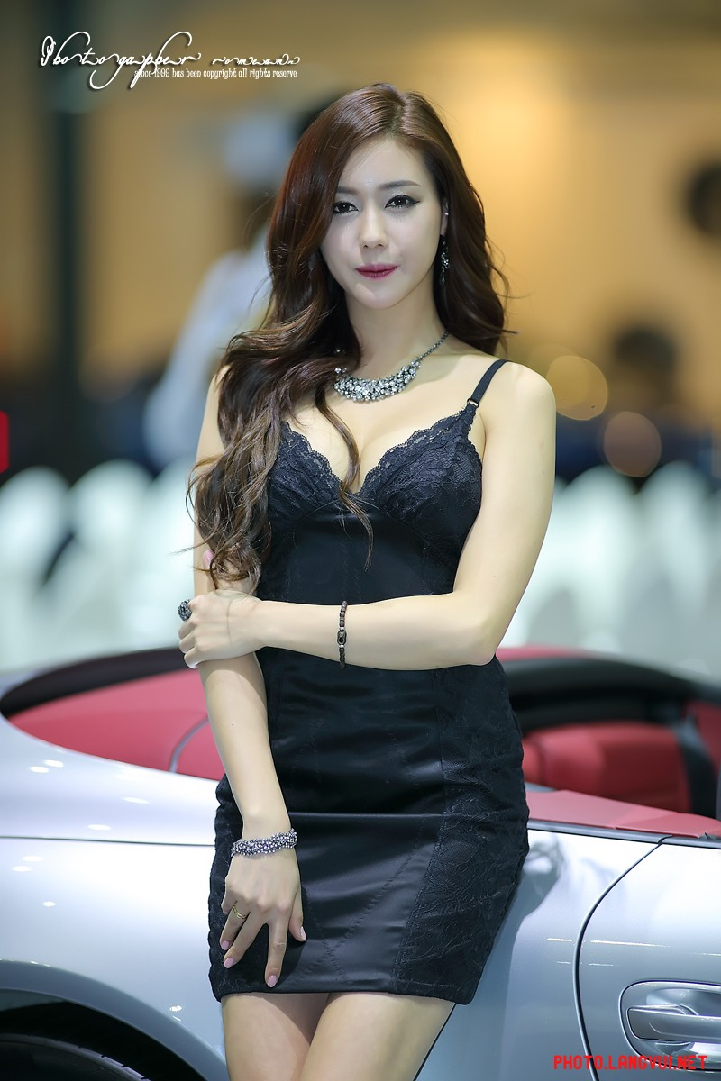 Hot Girl Cc Xinh Ti Moto Show - Nh Girl Xinh - Photo -1380