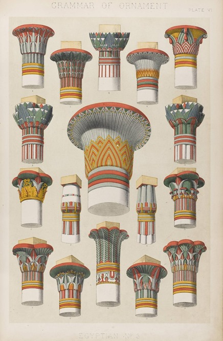 Owen Jones The Grammar of Ornament 1856