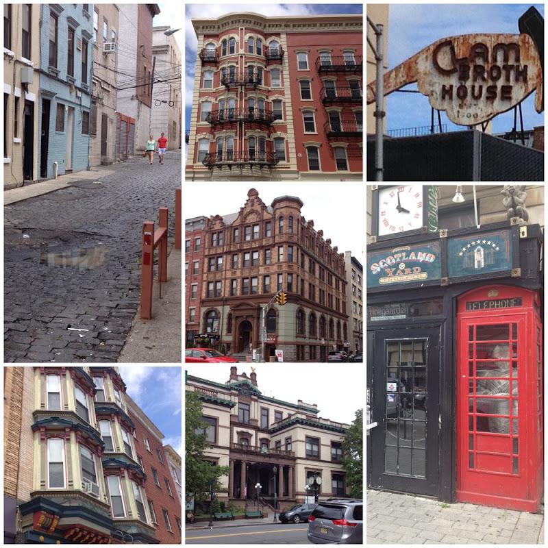 Hoboken's cute buildings