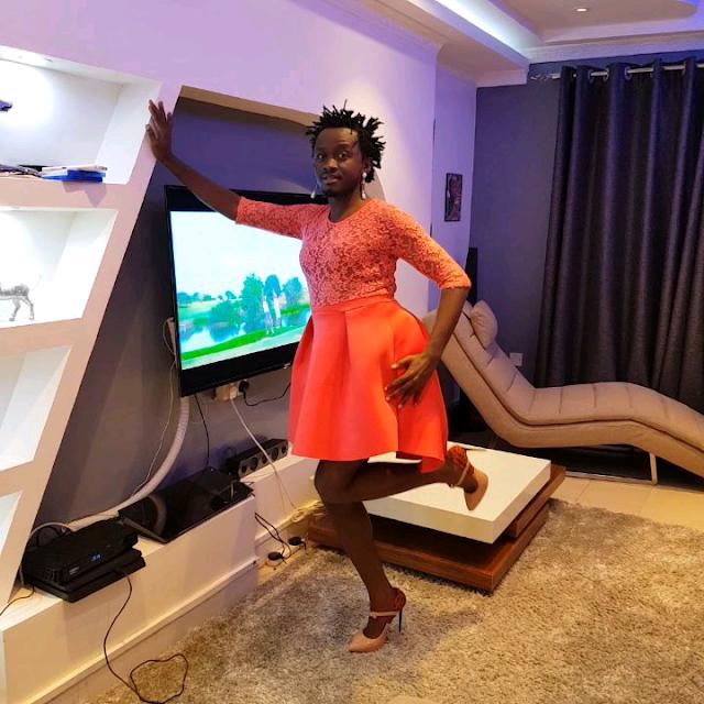 Ringtone accuses Bahati in a dress