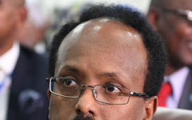 Somali President Clash with Opposition, Gunshots heard in the Capital City