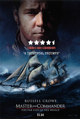 Master and Commander High on Cinema
