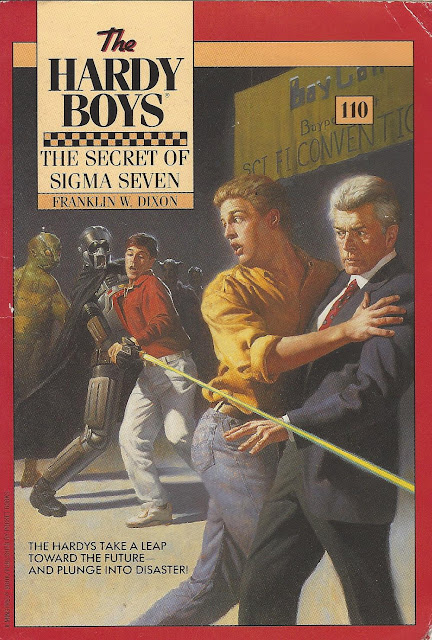 The Secret of Sigma Seven cover