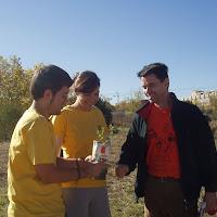 Plantación con la Asociación Ecocampus UAM (2008)