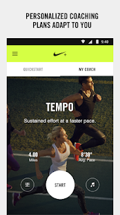 Nike+ Run Club Screenshot 2