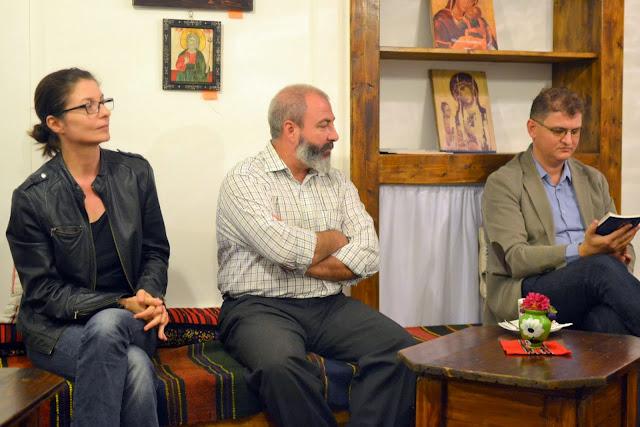 Seara literara - Editura Eikon lanseaza patru carti, La Vulturi (2014.09.03) 002