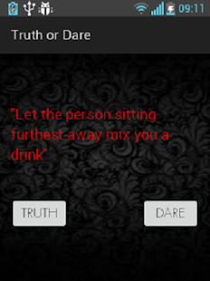 Truth or Dare screenshot