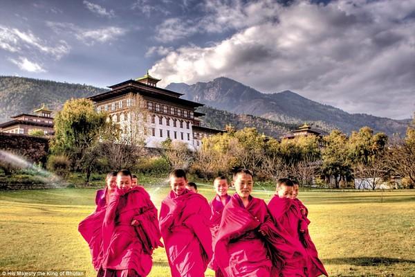 Điểm đến Bhutan Vương quốc của niềm hạnh phúc