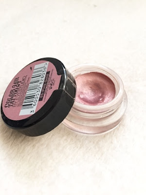 Maybelline's colour tattoo in 'Pink gold'