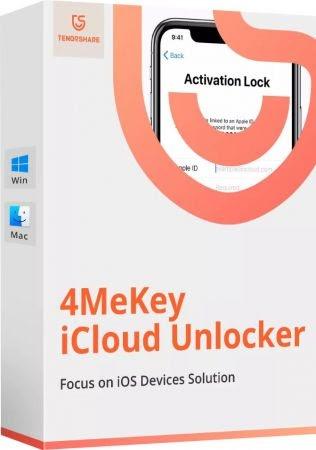 Tenorshare 4MeKey 3.0.3.8 com Crack