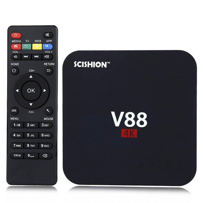 SCISHION V88 4K TV Box Özellikleri ve İncelemesi