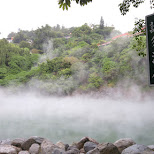 thermal valley in Beitou, Taiwan in Beitou, T'ai-pei county, Taiwan