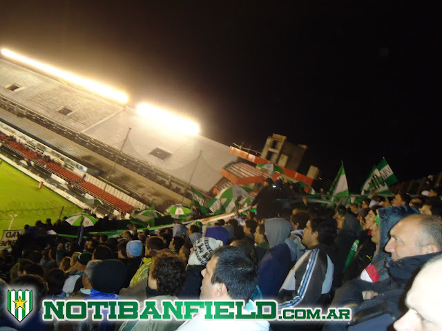 BANFIELD VS SAN LORENZO