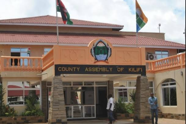 Kilifi county assembly in Malindi, Kilifi. PHOTO   BANA