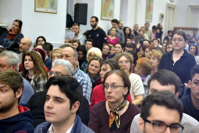 Conferinta Despre martiri cu Dan Puric, FTOUB 008