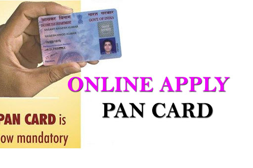 New PAN  Card Apply Online