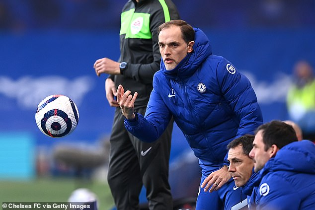 TUCHEL CLAIMS REF 'DID EVERYTHING RIGHT' IN CONTROVERSIAL MAN UTD PENALTY CALL