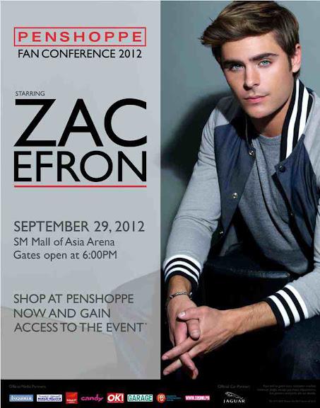 Zac Efron Live in Manila, Elton John Live in Manila
