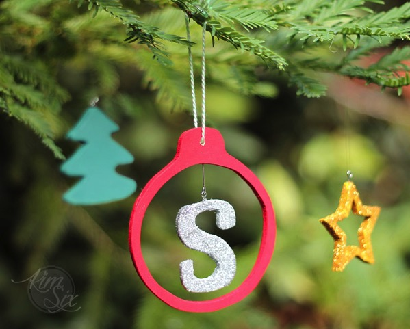 Custom Personalized Christmas Ornaments