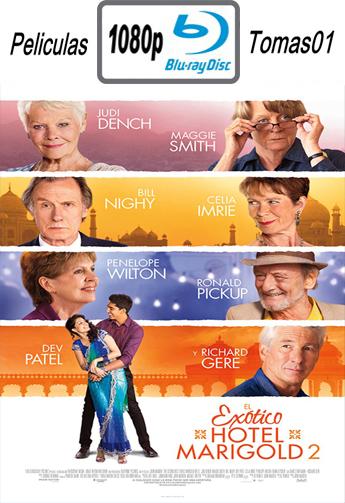 El Exótico Hotel Marigold 2 (2015) BRRip 1080p