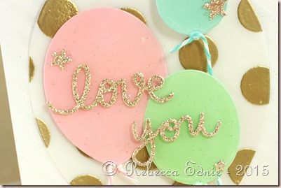 paper sweeties 3 balloon love you close