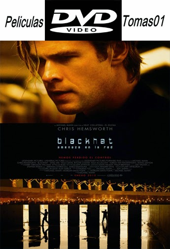 Blackhat: Amenaza en la Red (2015) DVDRip