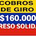 ¿Dónde se cobrará el pago de 160.000 pesos de la Ingreso de Solidaridad?