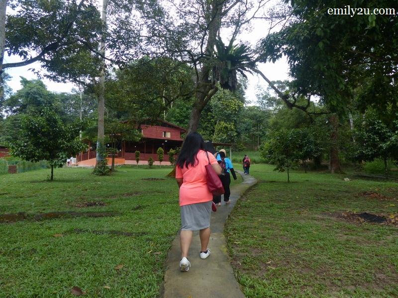 Kem Herba Sungai Congkak, Hulu Langat, Selangor
