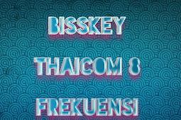 BISSKEY Thaicom 8 Frekuensi 11170 lengkap Update terbaru