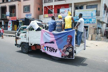 Tstv Nigeria launch