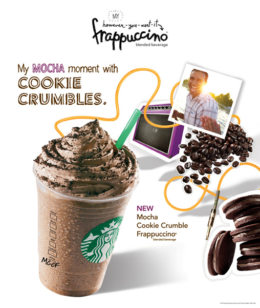The However-You-Want-It Frappuccino® Blended Beverages