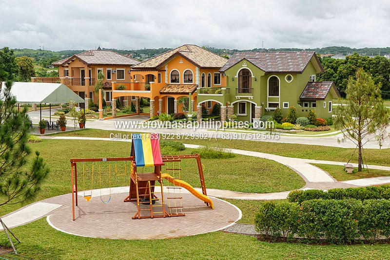 Crown Asia Valenza Amenities - Parks and Playground