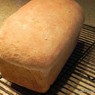 Wheat Buttermilk Bread