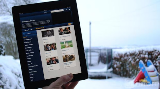 UK Satellite broadcaster Sky set to roll out local downloads on its Sky Go mobile apps