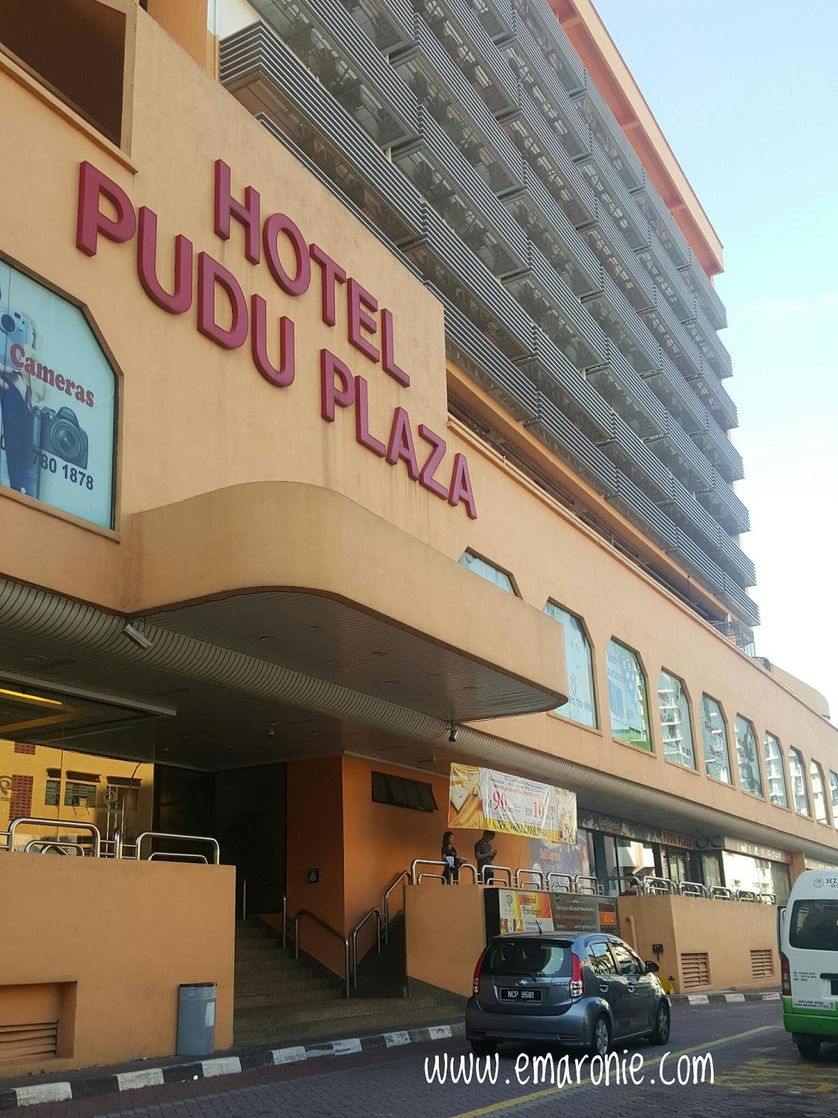 Pudu Plaza Hotel Kuala Lumpur Liburan Di Malaysia Dengan Harga Paket Tour Yang Sangat Murah Dari ART Travel Yakni Hanya Rp3juta Perorang Untuk 4