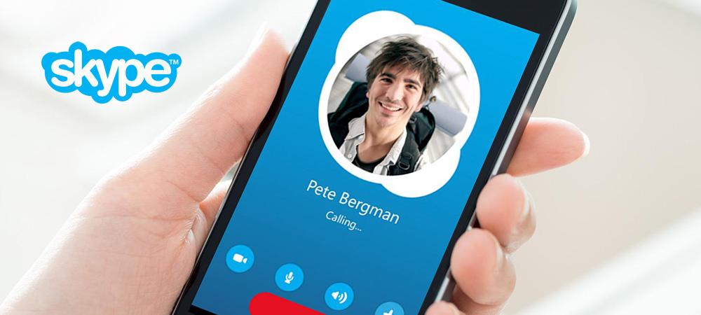 Apps de viagem skype