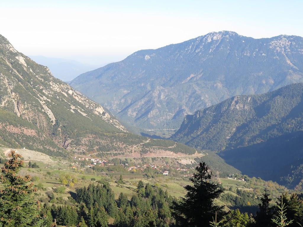 Τα χρώματα του φθινοπώρου και της άνοιξης στα βουνά..