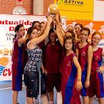 Temporada 2007 - 2008 Campeonas Trofeo Federación en Infantil y Cadete
