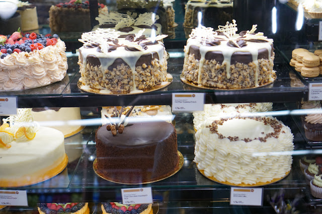 whole foods cakes